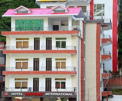 Shivani International,Mcleodganj