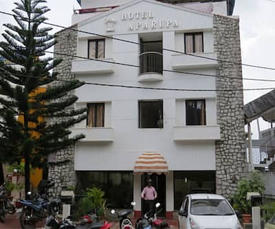 Hotel Aparupa,Port Blair