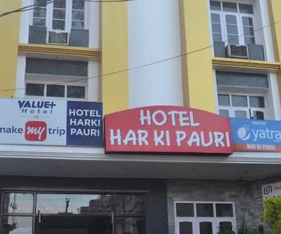 Hotel Har ki Pauri,Haridwar