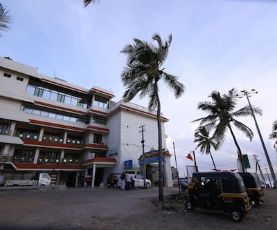 Searock Beach Resort,Kovalam