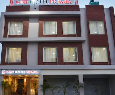 Hotel Mint Premia,Chandigarh
