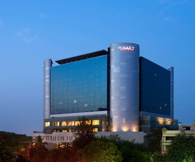 Hyatt Regency (US Consulate),Chennai