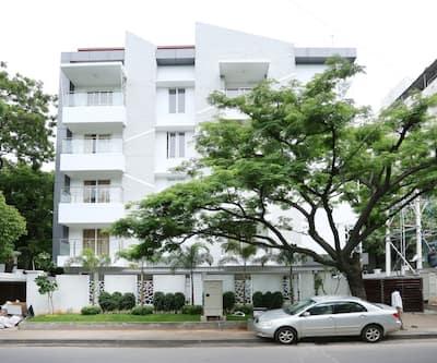 Treebo Trend Pechis Castle,Chennai