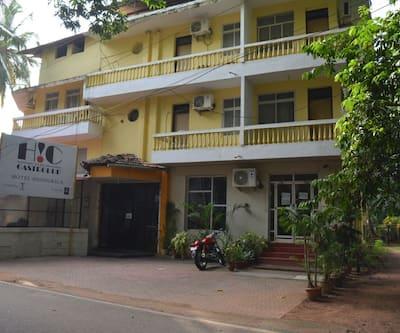 Shangrila Beach Hotel,Goa