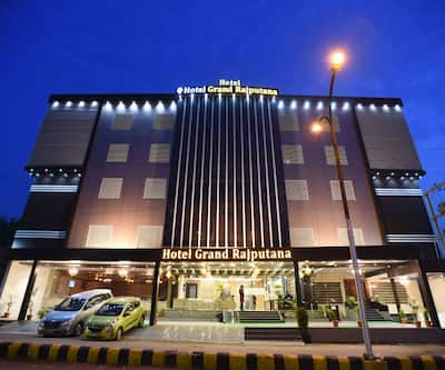 Side Thumb one Photo Gallery of Hotel Grand Rajputana Raipur