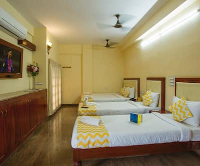 Hotel Grace Inn White Town,Pondicherry