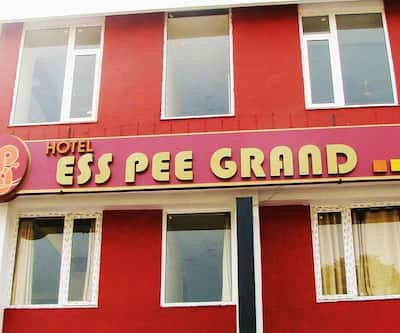 Hotel Ess Pee Grand,Chandigarh
