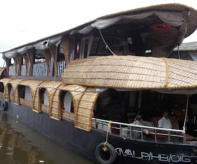 Lake Wonder Cruise - bowl,Alleppey