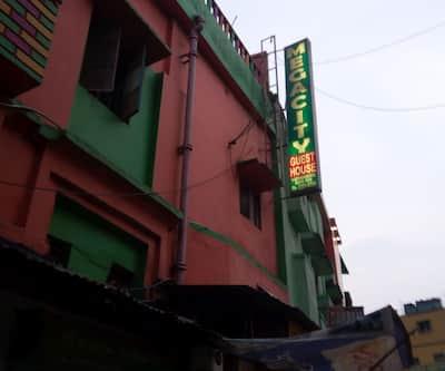 Megacity Inn Hotel,Kolkata