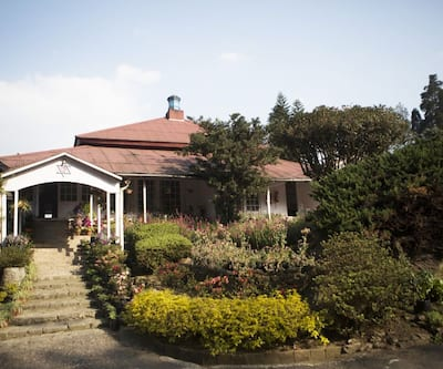 Goomtee Tea Garden Retreat,Darjeeling