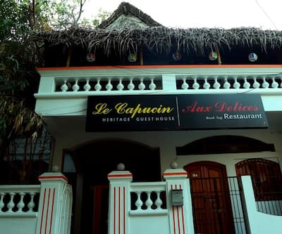 La Capucin Heritage Guest House,Pondicherry