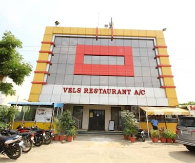Vels Residency,Pondicherry
