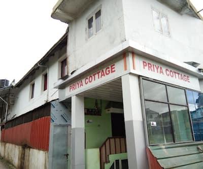 Priya Cottage,Munnar