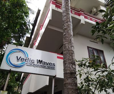Vedic Waves,Kovalam