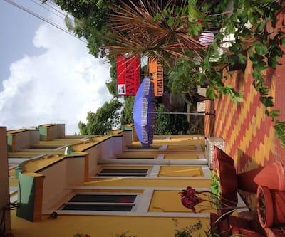 Humblebee Inns,Goa