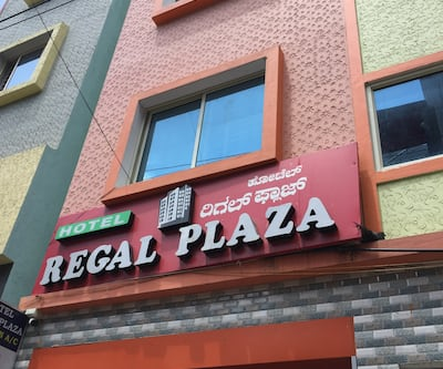 Hotel Regal Plaza,Bangalore