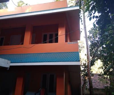 Radha House,Kovalam