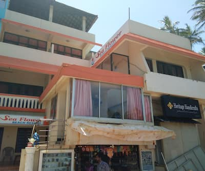 Seaflower Beach Resort,Kovalam