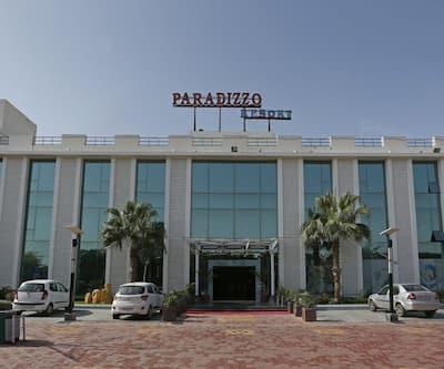 Paradizzo Resort,Ajmer