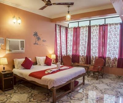 Hotel Maharaj Palace,Ranthambore