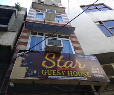 Star Guest House,Amritsar