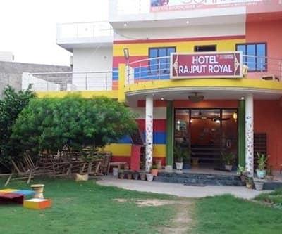 Hotel Rajput Royal,Agra