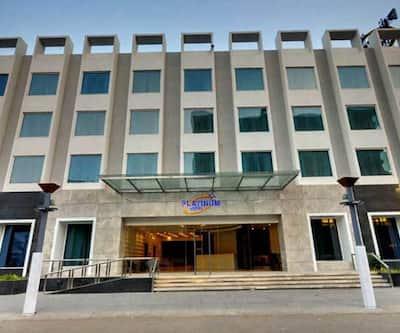 Platinum Hotel,Rajkot
