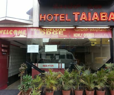 Hotel Taiba Regency,Bangalore