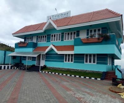 Trichur resort,Kodaikanal