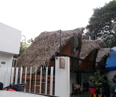 Pacific Hut Home,Pondicherry