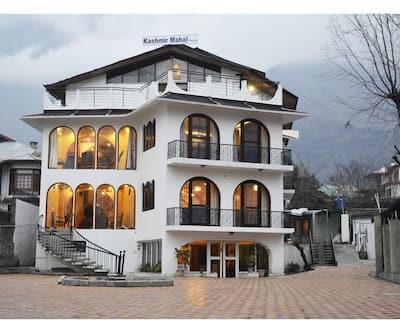 Kashmir Mahal Resort,Srinagar