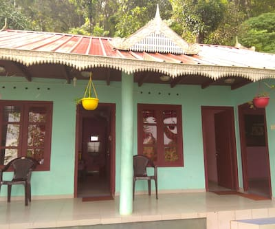Sahar Nature Stay,Munnar