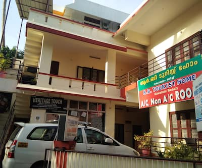R.B.Tourist Home,Kovalam