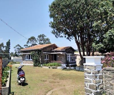 Black Stone Cottage,Kodaikanal