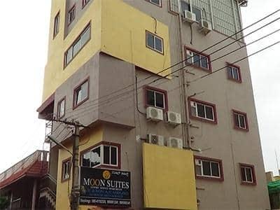 Hotel Moon Suite, Bengaluru International Airpor,