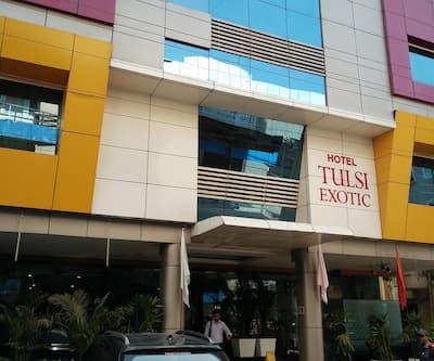 Hotel Tulsi Exotic,Bhopal