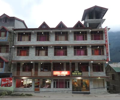 Hotel Snow Bird,Manali