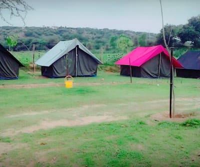 The Blue Camp,Gurgaon