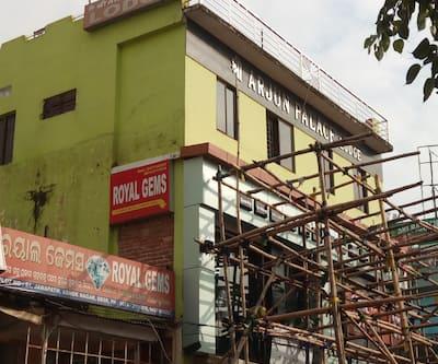 Hotel Arjun Palace,Bhubaneshwar
