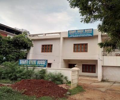 Shanti Guest House,Bhubaneshwar