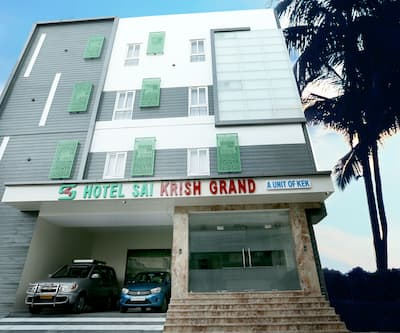 Hotel Sai Krish Grand,Chennai