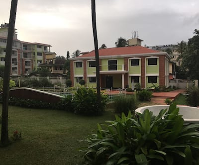 Monarch Suites,Goa