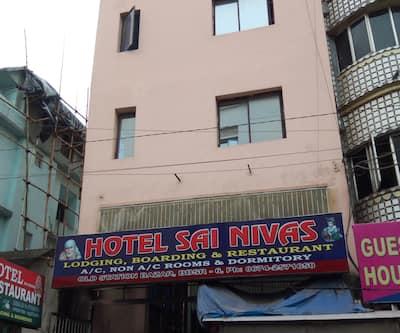 Hotel Sai Nivas,Bhubaneshwar