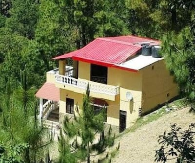 HI5 Cottages,Ranikhet