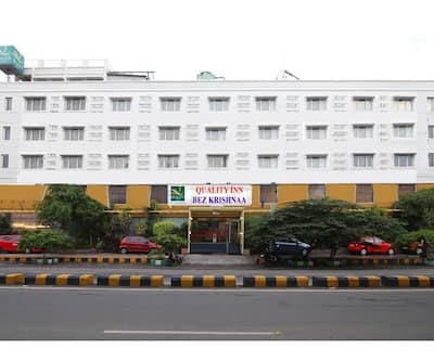 Quality Inn Bez Krishnaa,Visakhapatnam