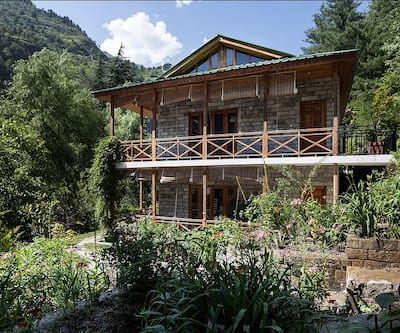 Tall Trees Resort,Manali