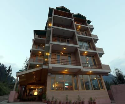 Lotus Inn River View,Manali