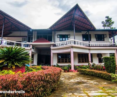 Pegvey Homestay - A Wandertrails Stay,Coorg