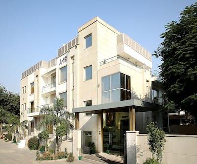 Ahuja Residency Vista Woods,Gurgaon