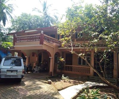 Portuguez House,Goa